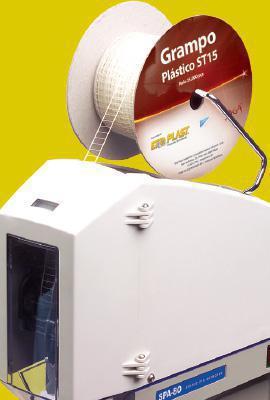 Grampo Plástico ST-15 e ST15-S | Aplic. SPA-80